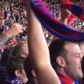 Fans At hampden