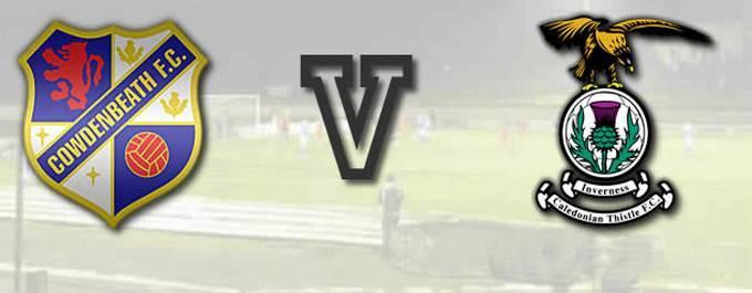 Cowdenbeath -V- Inverness CT - Report