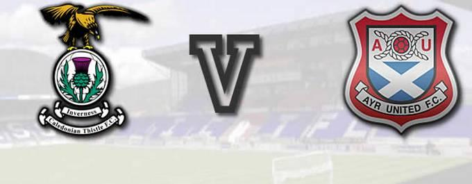 Inverness CT -V- Ayr United - Report