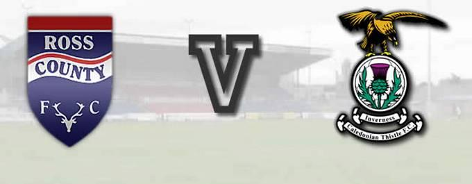 Ross County -V- Inverness CT - Report