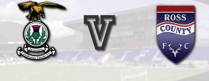 Inverness CT -V- Ross County - Report