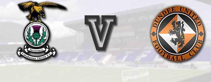 Inverness CT -V- Dundee Utd