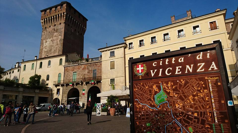 Vicenza, Citta Palladio