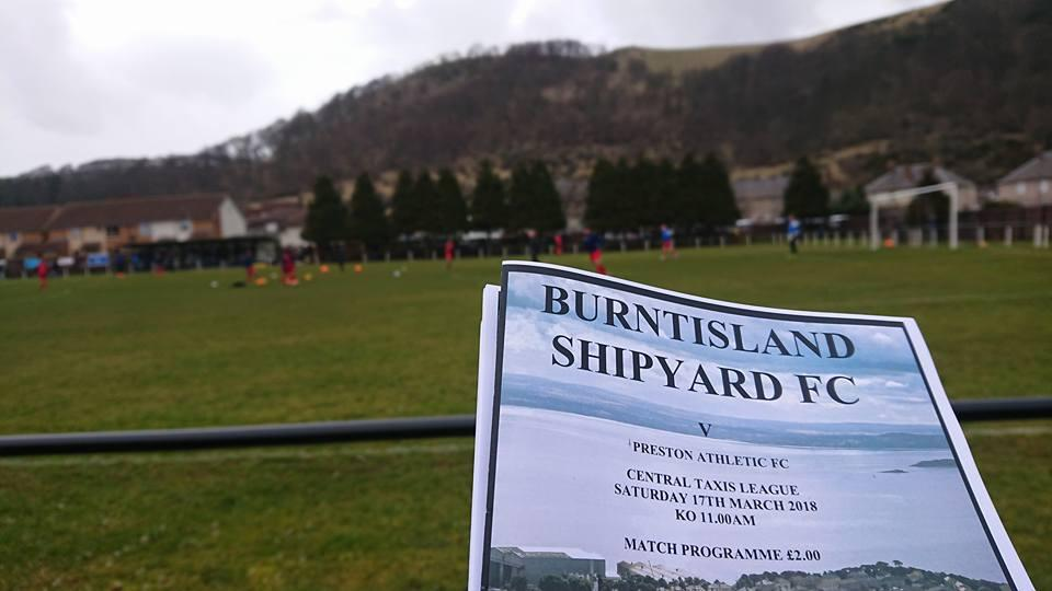 Groundhop 2018- East of Scotland League