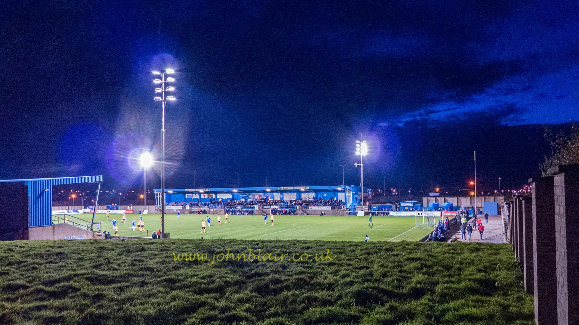 Peterhead FC – Balmoor Stadium