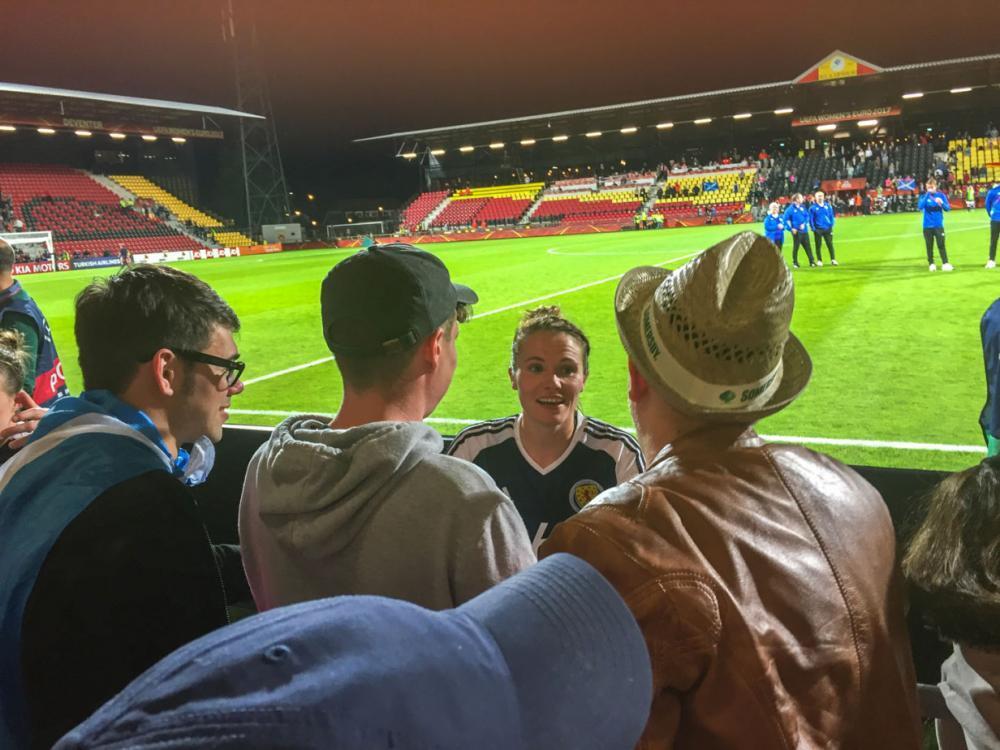 Women's Euro 2017 – part 3 – Deventer