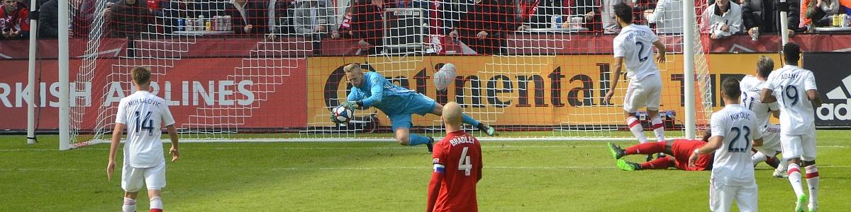 TFC held by Chicago Fire