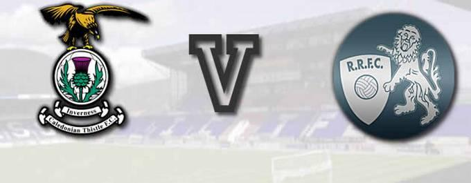 Inverness CT -V- Raith Rovers - League Cup - Report