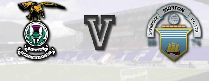 Inverness CT 3 -V- 1 Morton - C/Cup - Report