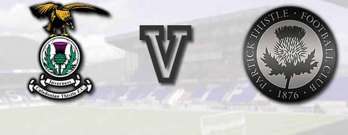 Inverness CT 1-V-3 Partick Thistle - Report