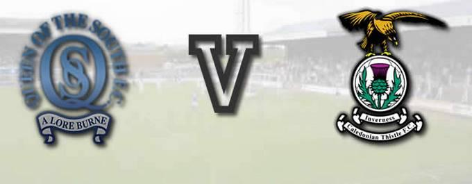 Queen of South 0-V-2 Inverness CT - Report