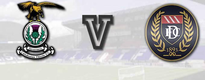 Inverness CT -V- Dundee