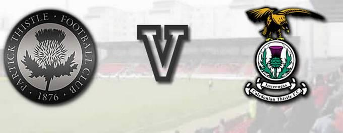 Partick Th -V- Inverness CT