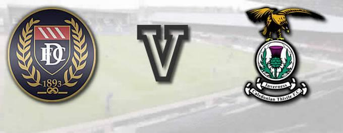 Dundee 0-v-2 Inverness CT - Report