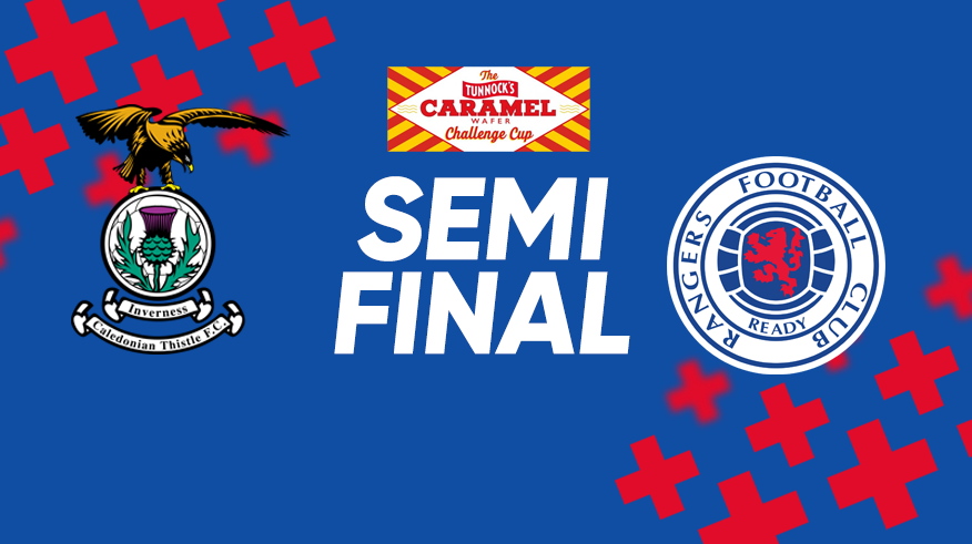 Inverness CT - Rangers u21 - C/Cup -Preview