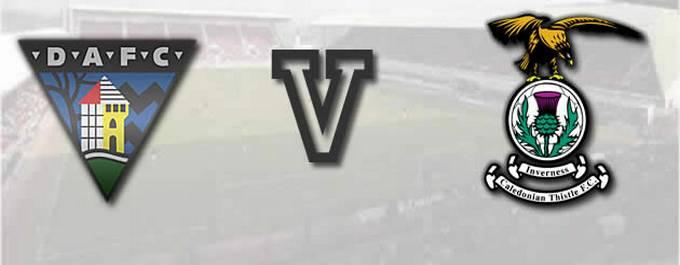 Dunfermline Ath 3 - 1 Inverness CT - Report