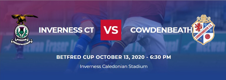 Inverness CT -V- Cowdenbeath - Preview - LC